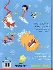 Verso de Le petit monde de Père Noël -1- Elle veut changer Noël