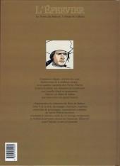 Verso de L'Épervier (Pellerin) -HS1- Le Trésor du Mahury, l'Album de l'album