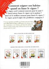 Verso de Le mini-guide -16- Le mini-guide du Cigare