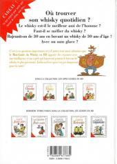 Verso de Le mini-guide -17- Le mini-guide du whisky