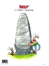 Verso de Astérix (La grande collection) -6- Astérix et Cléopâtre