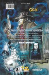Verso de Billy the Kid (Powell et Hotz) - Billy the kid et la foire aux monstres