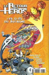 Verso de Wolverine (Marvel France 1re série) (1997) -82- Renaissance