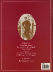 Verso de Théodore Poussin -6- Un Passager porté disparu