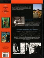 Verso de Spirou et Fantasio par... (Une aventure de) / Le Spirou de... -3- Le tombeau des Champignac