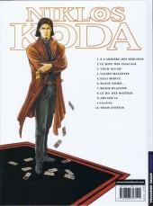 Verso de Niklos Koda -9- Arcane 16
