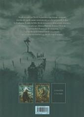 Verso de Le malvoulant -2- Le puits