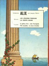 Verso de Alix -6- Les légions perdues