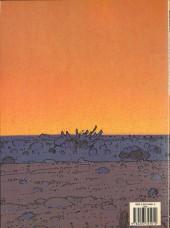 Verso de Le monde d'Edena -2- Les jardins d'Edena