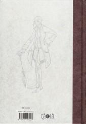 Verso de Château l'Attente -1- Volume I