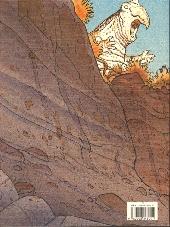 Verso de Le monde d'Edena -4- Stel