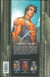 Verso de Hunter killer -3- Evolution