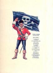 Verso de Barbe-Rouge -2b1972- Le Roi des Sept Mers