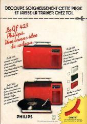 Verso de Picsou Magazine -58- Picsou Magazine N°58