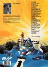 Verso de Michel Vaillant -46a- Racing show