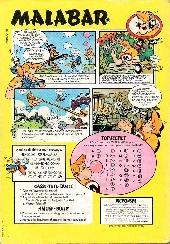 Verso de Picsou Magazine -82- Picsou Magazine N°82
