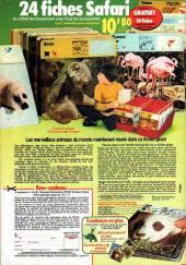 Verso de Picsou Magazine -91- Picsou Magazine N°91