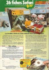 Verso de Picsou Magazine -136- Picsou Magazine N°136
