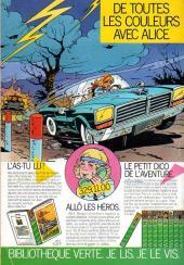 Verso de Picsou Magazine -149- Picsou Magazine N°149