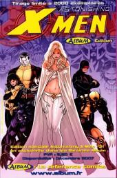 Verso de X-Men (Marvel France 1re série - 1997) -131- La cible