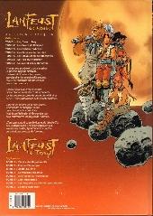 Verso de Lanfeust des Étoiles -7- Le secret des Dolphantes