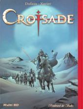 Verso de Croisade - Nomade -1TL- Simoun Dja