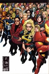 Verso de Marvel Heroes (Marvel France - 2007) -2- Héros en herbe