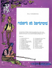 Verso de Robert et Bertrand -25- L'ennemi des elfes
