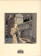 Verso de Les griffes du hasard -1- Les Griffes du Hasard
