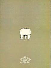 Verso de Jack Palmer -3a- La dent creuse