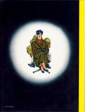 Verso de Jack Palmer -4- Les Disparus d'Apostrophes !