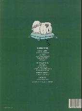 Verso de Jack Palmer -7- Le pékinois