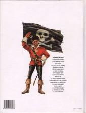 Verso de Barbe-Rouge -20a1988- Le Jeune Capitaine