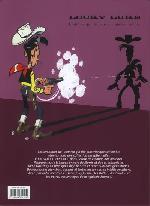 Verso de Lucky Luke (Intégrale Dupuis/Dargaud) -22- L'Intégrale 22