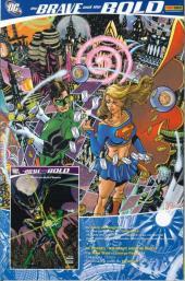 Verso de Infinite Crisis : 52 -8- La mort de batman