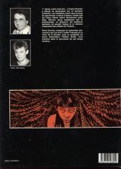 Verso de Les veines de l'occident -2- Le cheval démon
