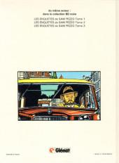 Verso de Max Fridman (Les aventures de) -1- Rhapsodie hongroise