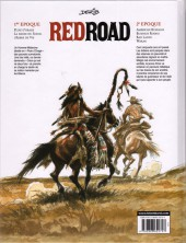 Verso de Celui qui est né deux fois / Red road -INT2- Redroad