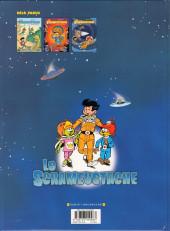 Verso de Le scrameustache -38- L'elfe des étoiles