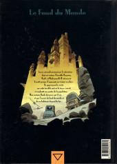 Verso de Le fond du monde -3- Basile F