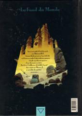 Verso de Le fond du monde -2- Monsieur P