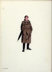 Verso de Cliff Burton (Une aventure de) -1- Brouillard sur Whitehall