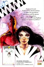 Verso de Marvel Icons Hors Série -12- Désert de sang