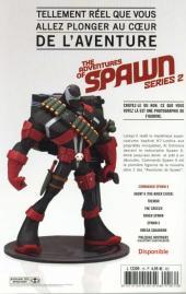 Verso de Spawn (Les Chroniques de) -16- Nouvelle série : Spawn Godslayer !