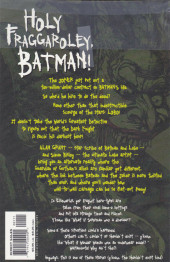 Verso de Batman/Lobo (2000) -GN- Batman Lobo