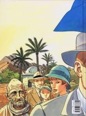 Verso de Carnets d'Orient -4- Le Centenaire
