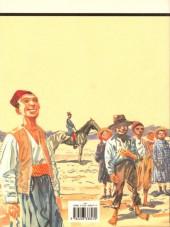 Verso de Carnets d'Orient -3- Les fils du Sud