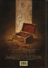 Verso de La licorne -2- Ad Naturam