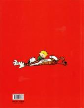 Verso de Calvin et Hobbes -INT10- Intégrale 10