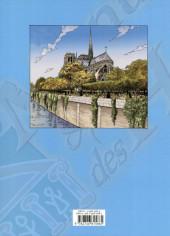 Verso de Des Monuments et des Hommes -3- Les riches heures de la cathédrale Notre-Dame de Paris